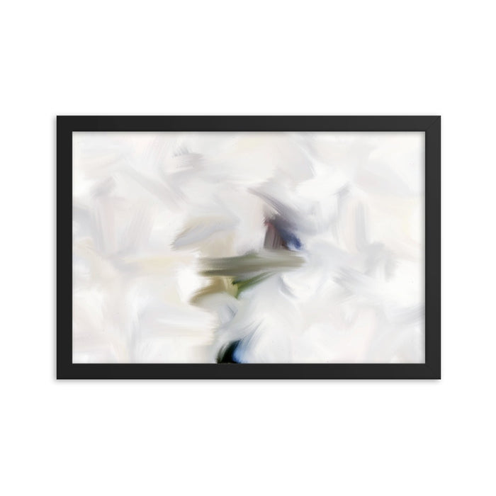 Breath of the Rose Art Print - Enhanced Matte Print / Frame / 18×12