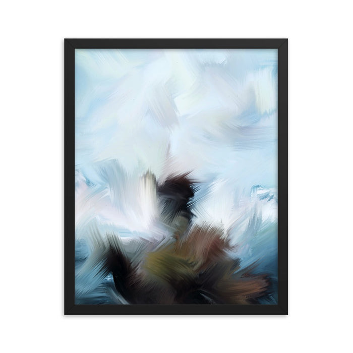 Oldstone Art Print - Enhanced Matte Print / Frame / 16×20