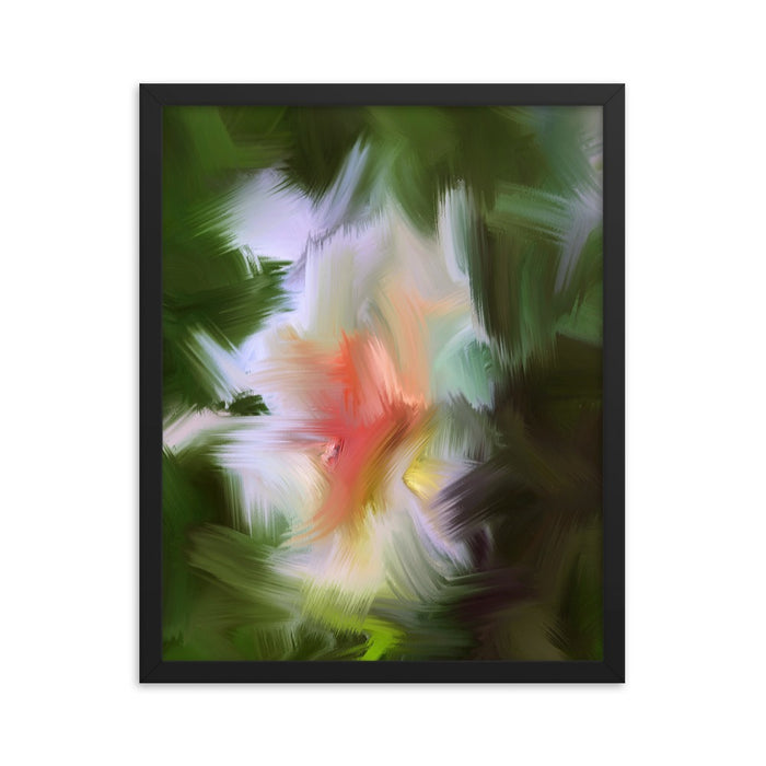 Gentle Bud Art Print - Enhanced Matte Print / Frame / 16×20