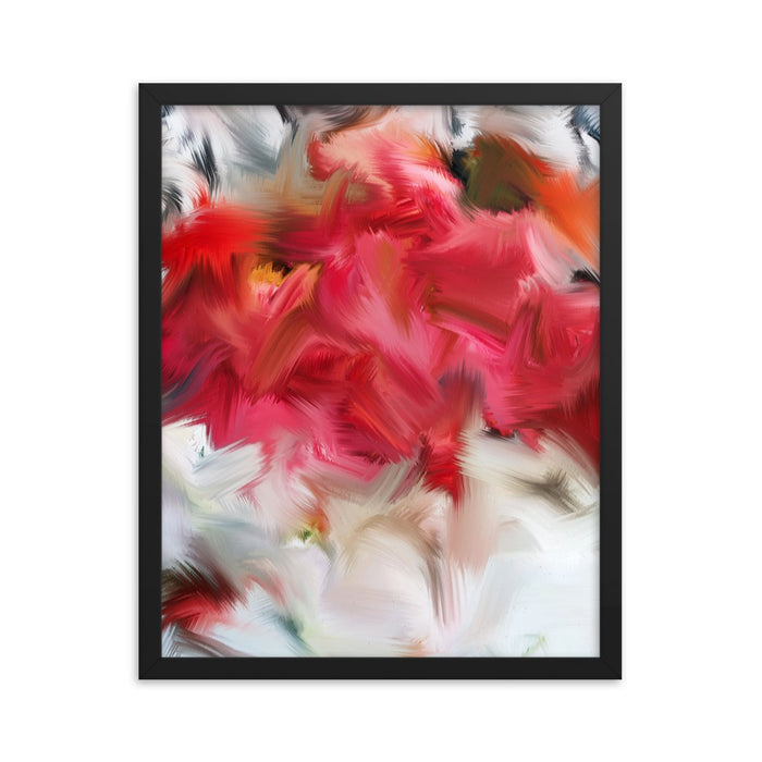 Layer Cake Art Print - Enhanced Matte Print / Frame / 16×20