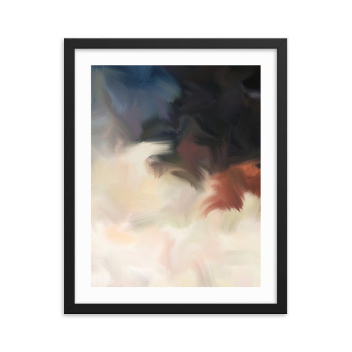 Lords Leaping Art Print - Enhanced Matte Print - White Border / Frame / 16×20