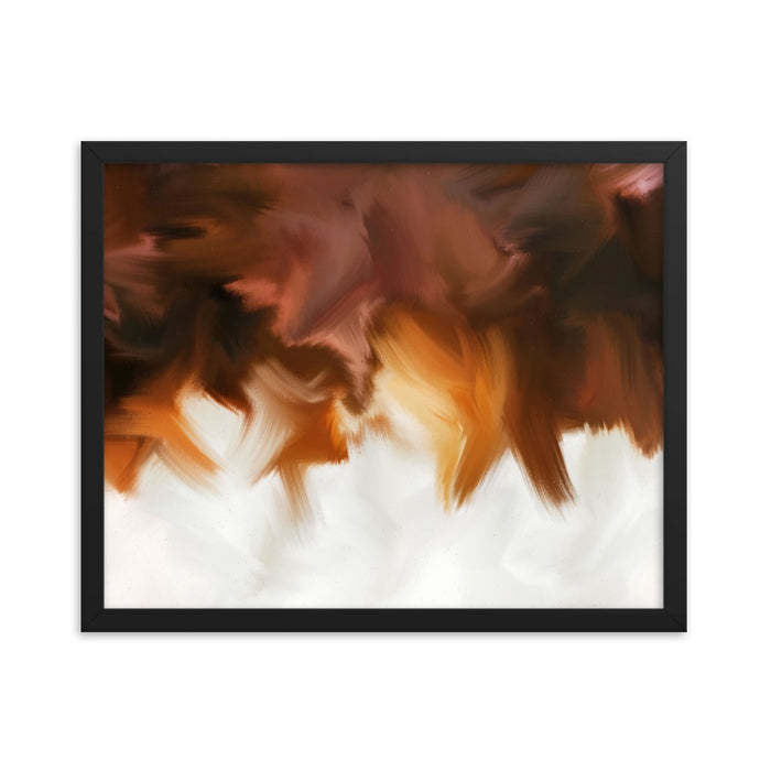 Crisp Edges Art Print - Enhanced Matte Print / Frame / 20×16