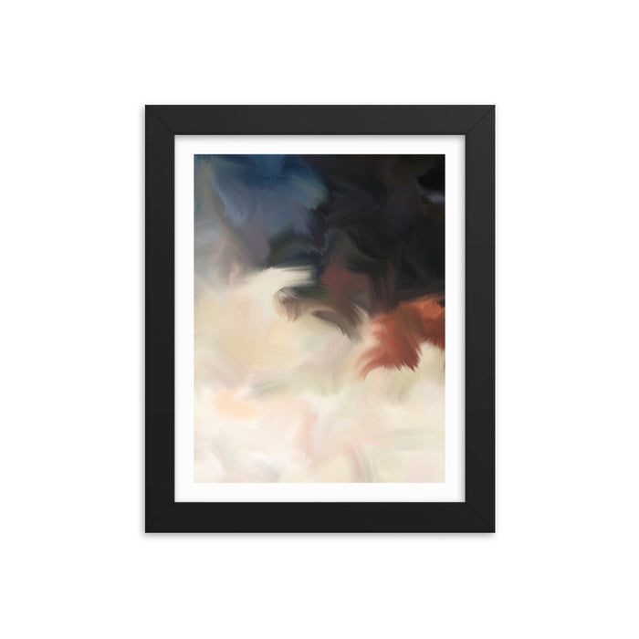 Lords Leaping Art Print - Enhanced Matte Print - White Border / Frame / 8×10