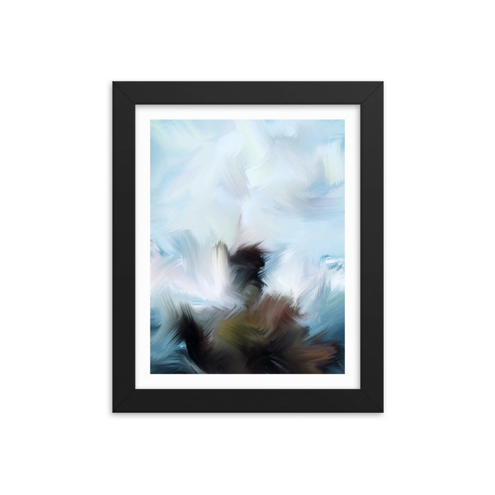 Oldstone Art Print - Enhanced Matte Print - White Border / Frame / 8×10