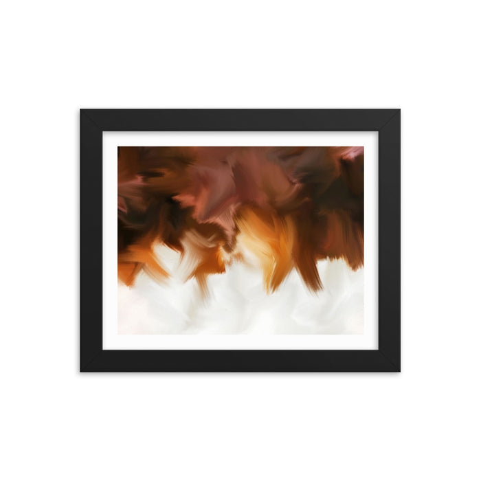 Crisp Edges Art Print - Enhanced Matte Print - White Border / Frame / 10×8
