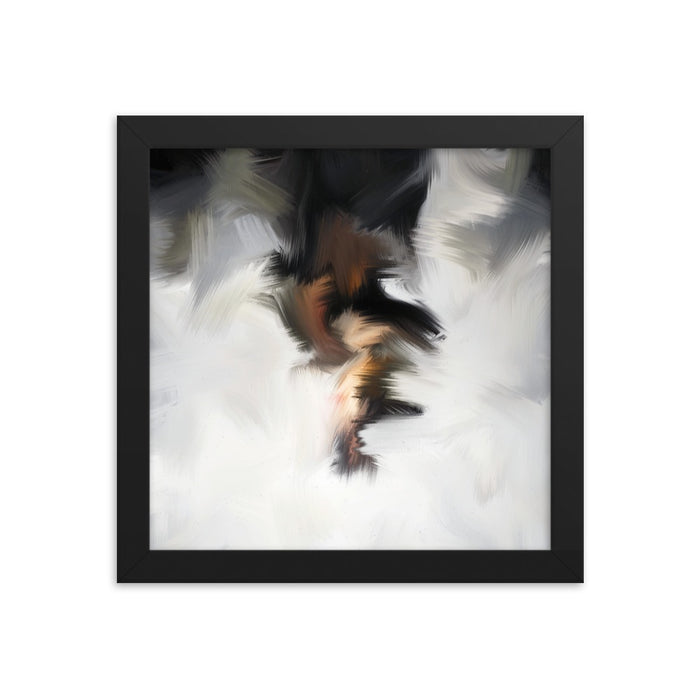 Van Bay Art Print - Enhanced Matte Print / Frame / 10×10