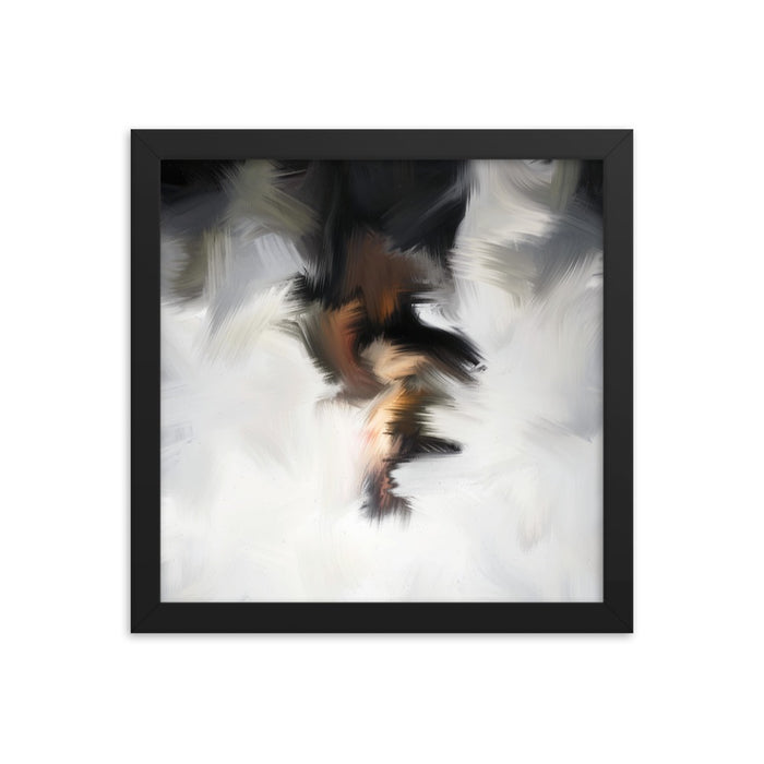 Van Bay Art Print - Enhanced Matte Print / Frame / 12×12