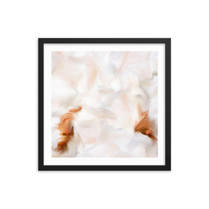 Meeting of Minds Art Print - Enhanced Matte Print - White Border / Frame / 18×18
