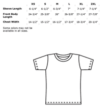 Load image into Gallery viewer, LA Apparel Women's Tees - Specs