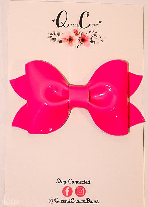 Pink Crush Sweetheart Bow
