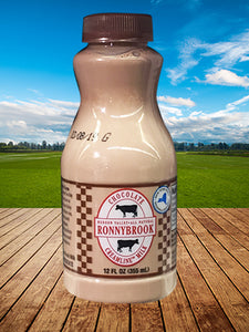 RonnyBrook Chocolate Milk 12 oz