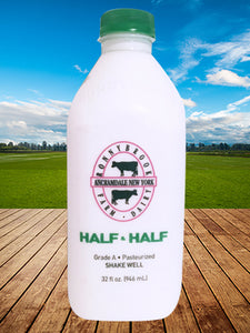 RonnyBrook Half and Half