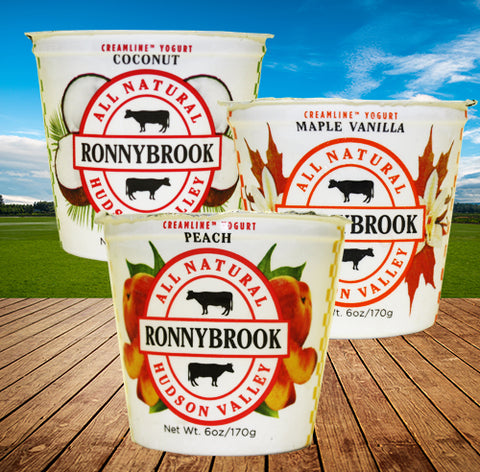 RonnyBrook Yogurt cup 6oz