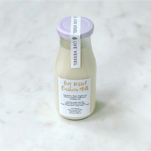 Unsweetened Vanilla Cashew Milk 10 oz Pack of 3
