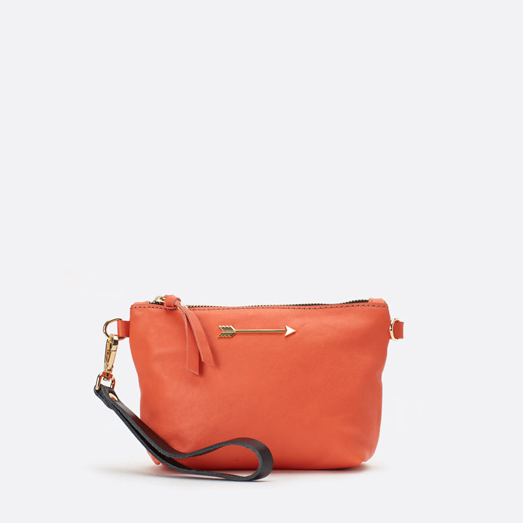 Mini bag arrow Coral