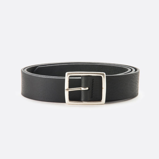 MEN LEATHER BELT - Mercules