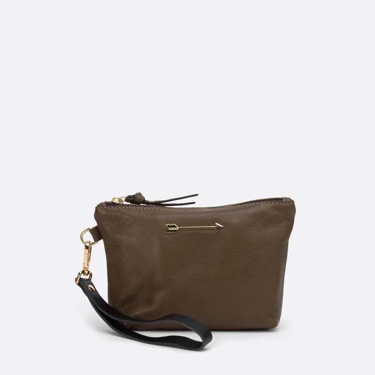 Mini Bag Arrow Olive