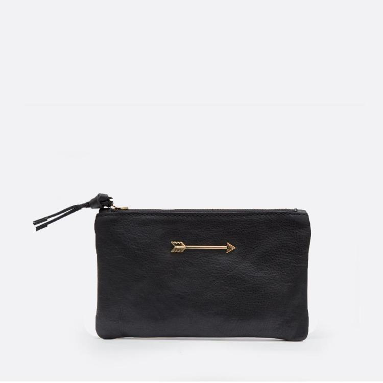 Wallet Arrow Negro