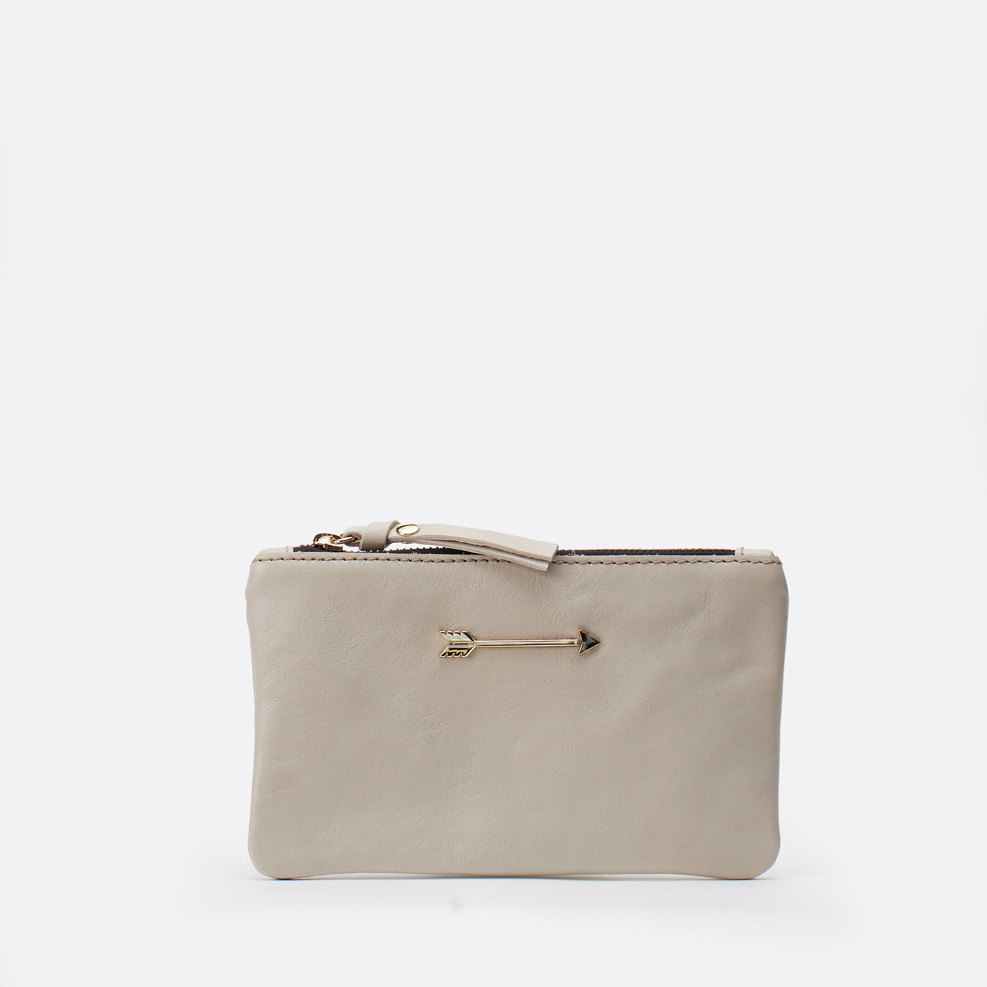 Wallet arrow Gris