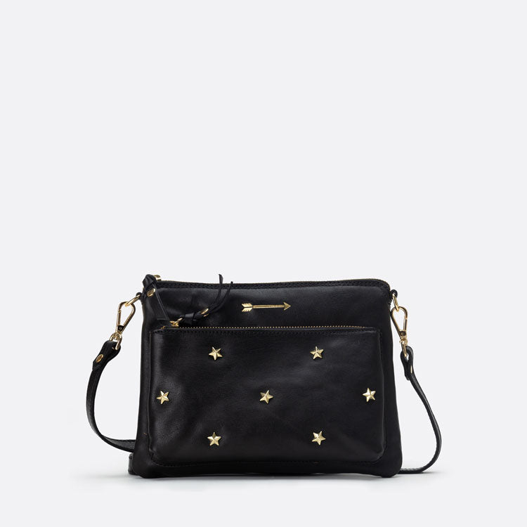 Bugsy Medium Stars Negro