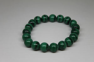 Malachite - bracelet 10 mm