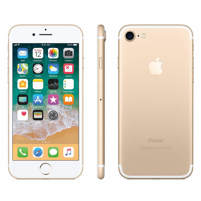 Apple iPhone 7 256 GB Dorado Reacondicionado