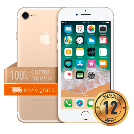 Apple iPhone 7 128 GB Dorado Certificado