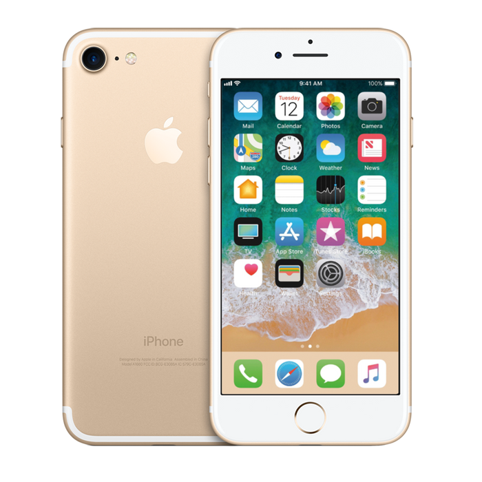 Apple iPhone 7 128 GB Dorado Reacondicionado