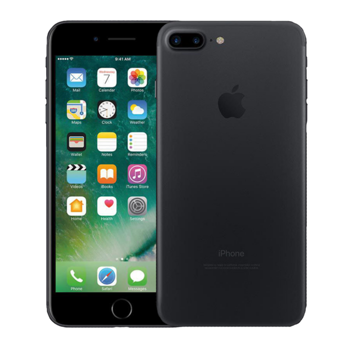 Apple iPhone 7 Plus 32 GB Negro Mate Reacondicionado