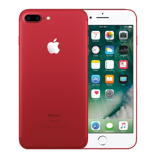 Apple iPhone 7 Plus 128 GB Rojo Reacondicionado