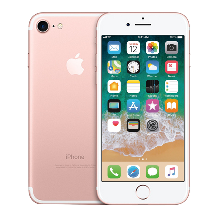 Apple iPhone 7 128 GB Rosado Reacondicionado