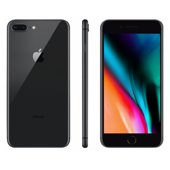 Apple iPhone 8 Plus 256 GB Gris Espacial Reacondicionado