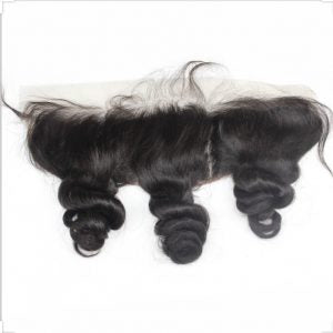 Loose Strands Frontal