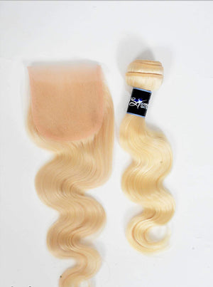 Blonde Strands