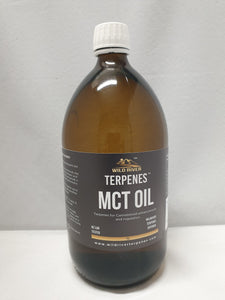 Kakariki MCT Oil with Terpenes