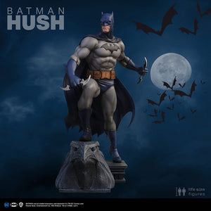 The all new Batman HUSH...