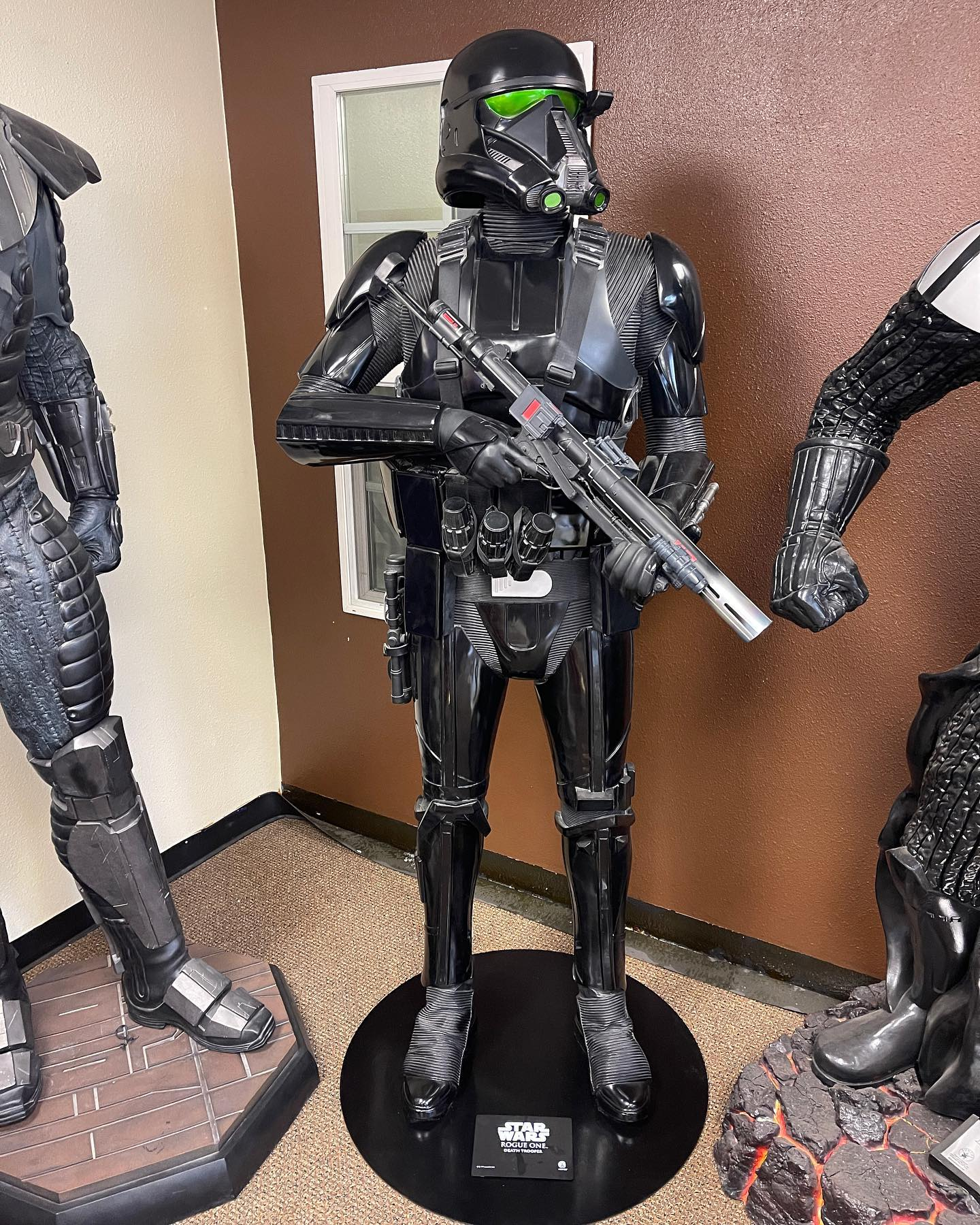 LM Treasures Life Size Statue