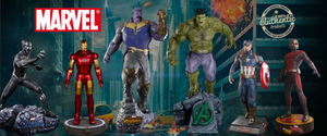 Marvel Life Size Statues LM Treasures