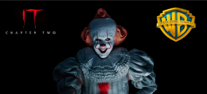 IT Pennywise Chapter 2 Life Size Statue 1:1 Figurine