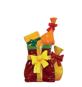 Gift Stack Small - LM Treasures Life Size Statues & Prop Rental