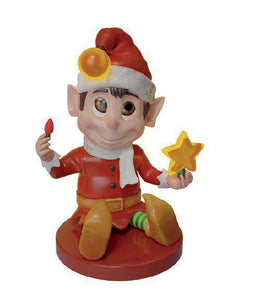 Elf Lights (Red) - LM Treasures Life Size Statues & Prop Rental