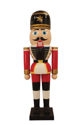 Nutcracker - LM Treasures Life Size Statues & Prop Rental