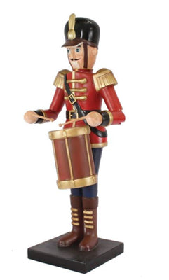 Nutcracker Musician Drums 180cm- LM Treasures