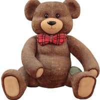 Photo Op Teddybear Chair - LM Treasures Life Size Statues & Prop Rental