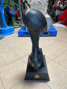 Tito's Vodka Football Trophy Over Sized Statue - LM Treasures
