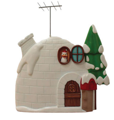 House Igloo - LM Treasures Life Size Statues & Prop Rental