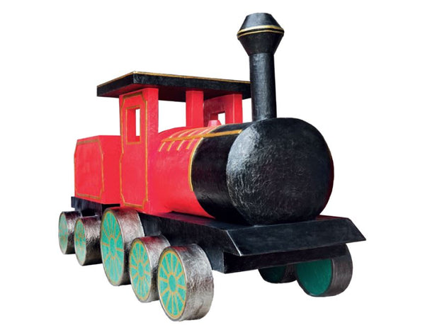 Toy Giant Train - LM Treasures Life Size Statues & Prop Rental