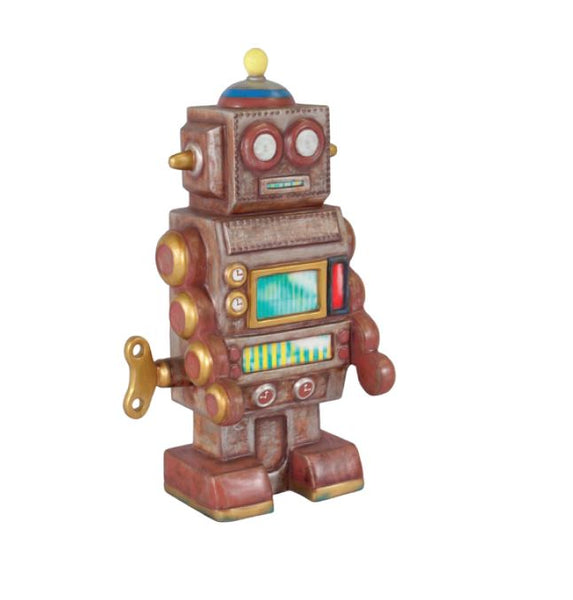 Toy Robot - LM Treasures Life Size Statues & Prop Rental