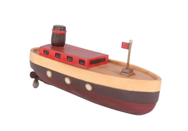 Toy Ship - LM Treasures Life Size Statues & Prop Rental