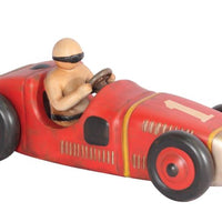 Toy Race Car - LM Treasures Life Size Statues & Prop Rental
